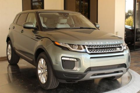 Used Land Rover Range Rover Evoque 5 Door SE