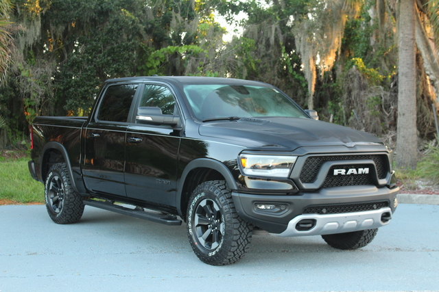 Pre-Owned 2019 Ram All-New 1500 Rebel