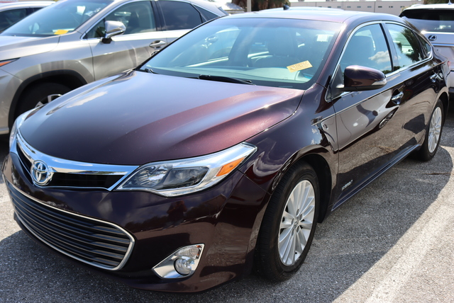Pre-Owned 2013 Toyota Avalon Hybrid XLE Touring