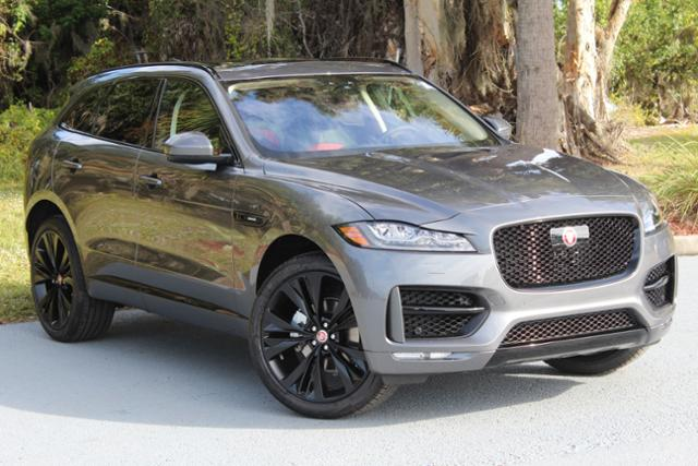 Pre Owned 2019 Jaguar F Pace 25t R Sport Sport Utility In Sarasota
