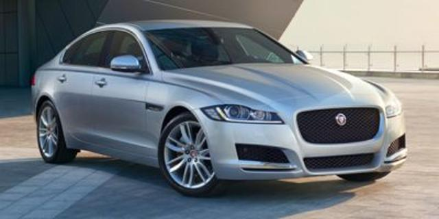 Certified Pre Owned 2018 Jaguar Xf 25t Premium 4dr Car In Sarasota