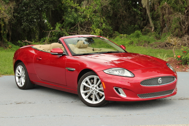 Pre-Owned 2013 Jaguar XK Touring