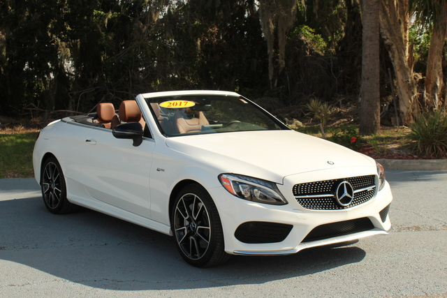 Pre-Owned 2017 Mercedes-Benz AMG® C 43 AMG® C 43