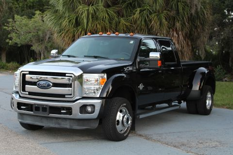 Pre-Owned 2016 Ford Super Duty F-350 DRW Pickup Lariat
