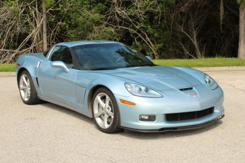 Pre-Owned 2012 Chevrolet Corvette Z16 Grand Sport w/1LT