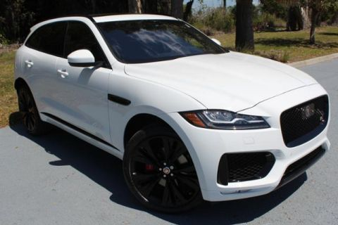Certified Pre-Owned 2019 Jaguar F-PACE S