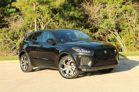Pre-Owned 2018 Jaguar E-PACE First Edition
