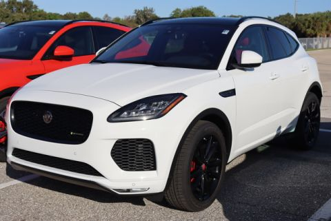 Pre-Owned 2020 Jaguar E-PACE R-Dynamic S