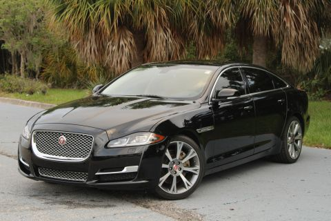 Certified Pre-Owned 2017 Jaguar XJ XJL Portfolio