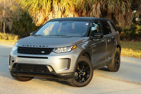 Pre-Owned 2020 Land Rover Discovery Sport Standard