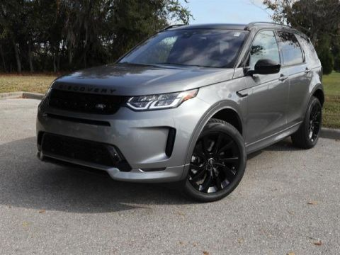 Pre-Owned 2020 Land Rover Discovery Sport S R-Dynamic