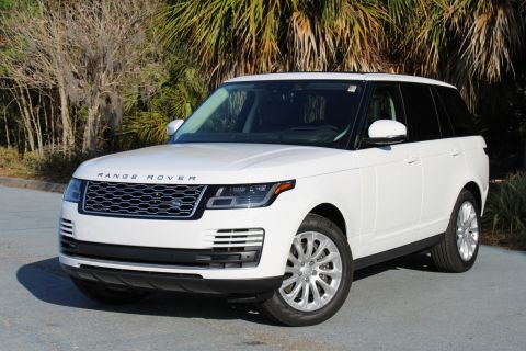 Pre-Owned 2020 Land Rover Range Rover HSE