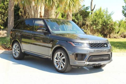 Pre-Owned 2019 Land Rover Range Rover Sport HSE Dynamic