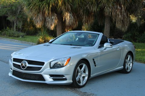 Pre-Owned 2016 Mercedes-Benz SL 550 SL 550