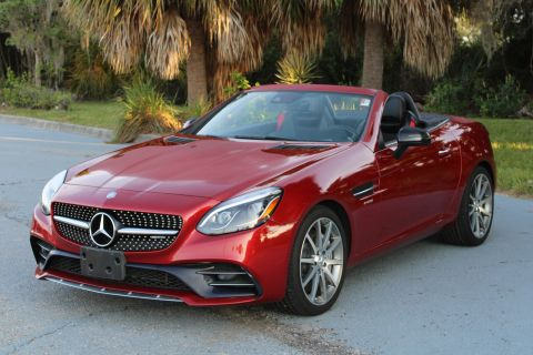 Pre-Owned 2017 Mercedes-Benz AMG® SLC 43 AMG® SLC 43